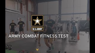 The New Army Combat Fitness Test (ACFT) in detail
