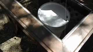 Off The Grid Dream Series Step 1 Building An Outdoor Composting Toilet