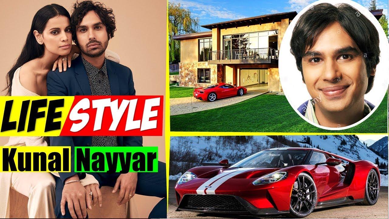 Download Kunal Nayyar (Rajesh Koothrappali Big Bang Theory) Lifestyle, Net Worth, Salary, Girlfriend