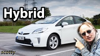 How Hybrids Get Great Gas Mileage