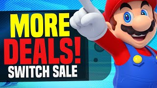 Another Huge Nintendo Switch Eshop Sale!