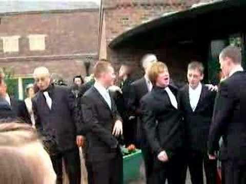 Danny's Laurence Jackson School Prom 2007