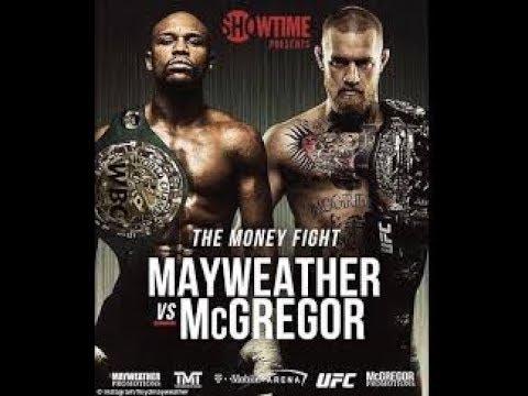 MAYWEATHER Vs McGREGOR LIVE STREAM 26/08/2017