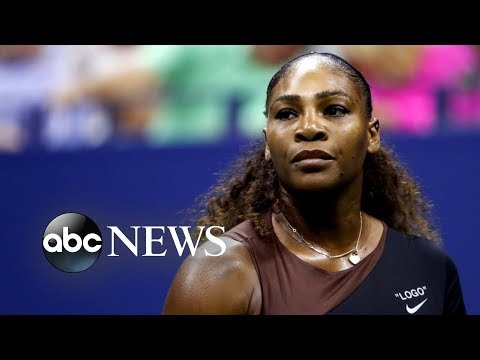 Williams' sisters tear up the court at US Open