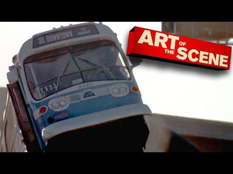 Speed's Bus Jump - Art of the Scene