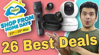 Flipkart shop from home Days sale Best discounted Deals | Flipkart sale best deals in may