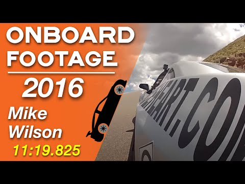 Mike Wilson Pikes Peak Run 2016