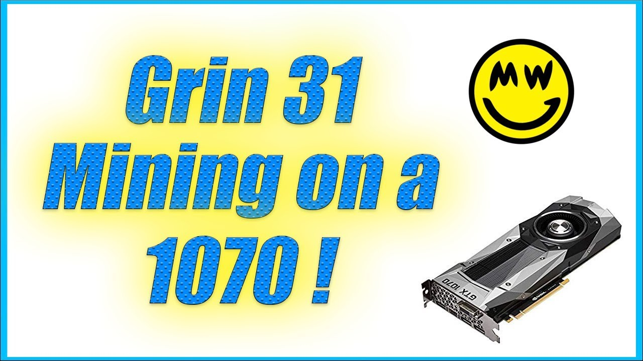 Download How To Mine Grin Cuckatoo C31 Gminer Nvidia Gpu