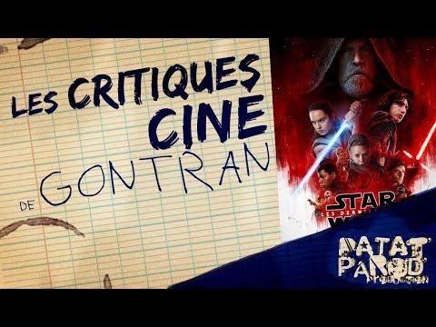 Star Wars 8 Les Derniers Jedi - Les Critiques Ciné de Gontran (SANS SPOILER) streaming vf