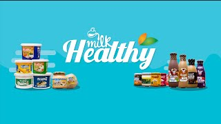 Approcks Motion Graphics | Healthy Milk Project