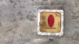 Unwrapping Yue Yan Delicacies Pineapple Tart Cake