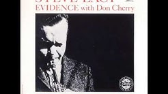 Steve Lacy with Don Cherry - Evidence (Full Album) 1961