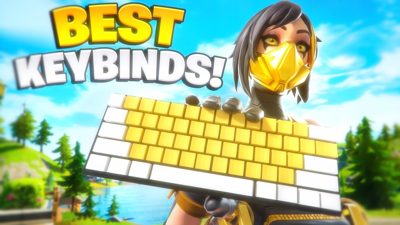 Download The BEST Keybinds for Beginners & Switching to Keyboard & Mouse! - Fortnite Tips & Tricks