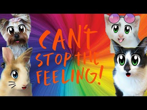 Trolls - Can't Stop The Feeling [А ну-ка Давай-ка]