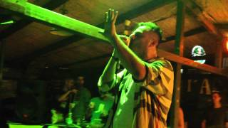 Ghmeon   Si Chiude Il Sipario LIVE@Jamaica Taranto