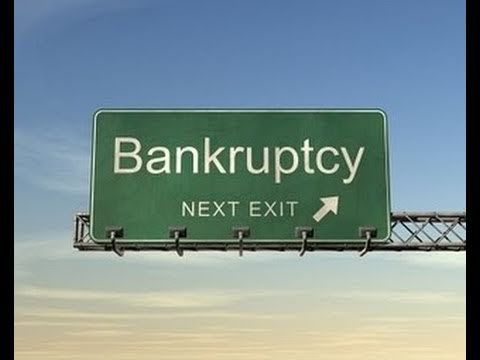 America Has To Come To Grips With The Fact It Is Bankrupt