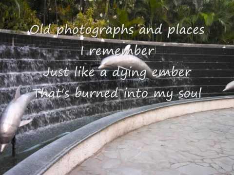 OLD PHOTOGRAPH w/ Lyrics