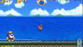 Super Mario 63 part 2: testing 123
