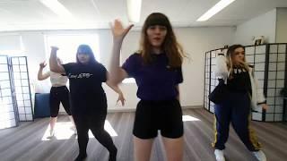 9MUSES 나인뮤지스 - Glue 글루 Dance Cover - Krave Dance Class
