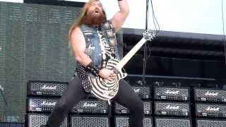 Black Label Society - Bleed for Me - Live 7-14-13