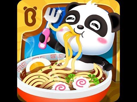 Học Nấu Ăn Cùng Gấu Trúc Nhé!!! Món Ngon Trung Hoa – Game Nấu Ăn Vui Nhộn