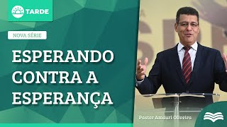 Esperando Vida Na Morte    Rev. Amauri Oliveira  -  Lucas 23:27-49