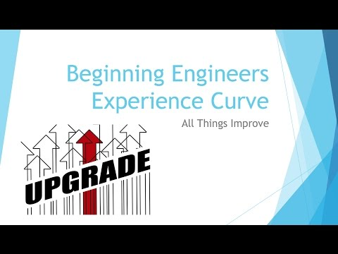 Beginning Engineers Experience Curves