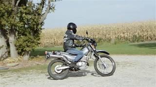 Kawasaki KL250H Super Sherpa 2005