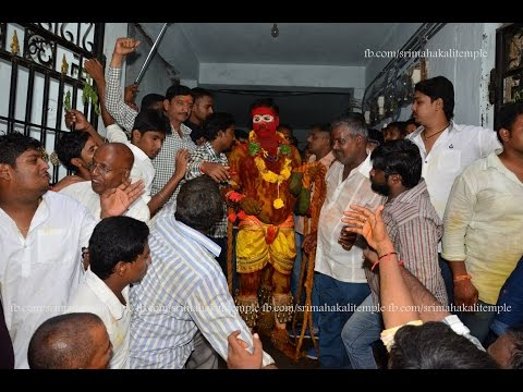 Bonalu Celebration At Gowliguda Mahakali Temple 2016