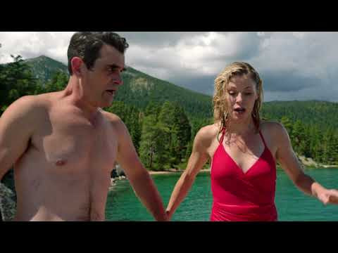 Dunphys Cliff Dive - Modern Family