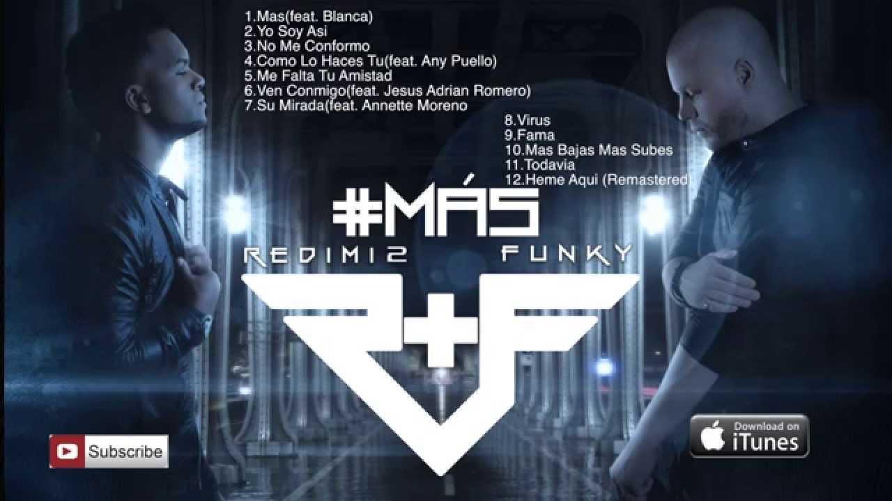 musica de redimi2 y funky no me conformo