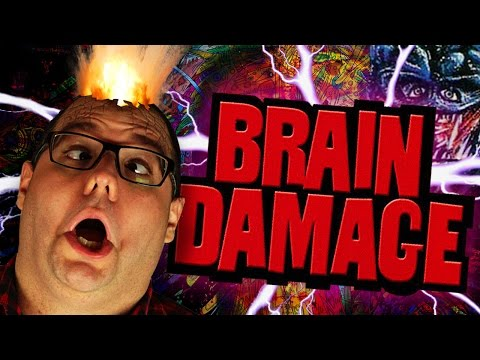 Brain Damage (1988) – Blood Splattered Cinema (Horror Movie Review)