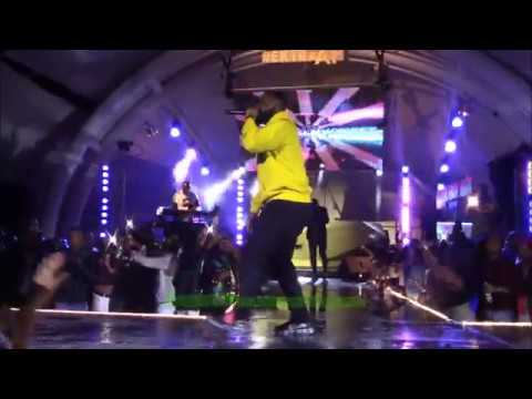 Cassper Nyovest Ksazoba Lit  #ExtraAF Live Performance at  Shimmy Beach Cape Town
