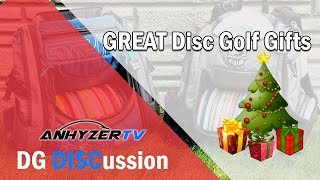 DG DISCussion Ep 4 - Great Disc Golf Gifts that Aren't Discs