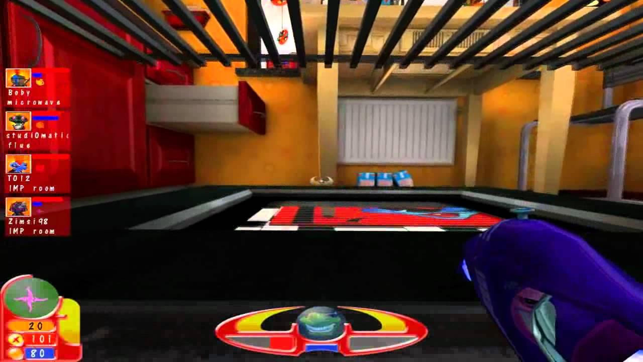 Let´s Play World of Padman - freeware Game - Deutsch - YouTube