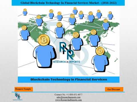 Know what drives the Blockchain Technology in Financial Services Market to 2026