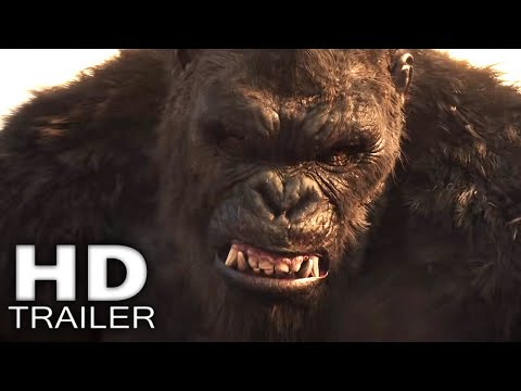 GODZILLA VS. KONG - Official Extended Trailer (2021)