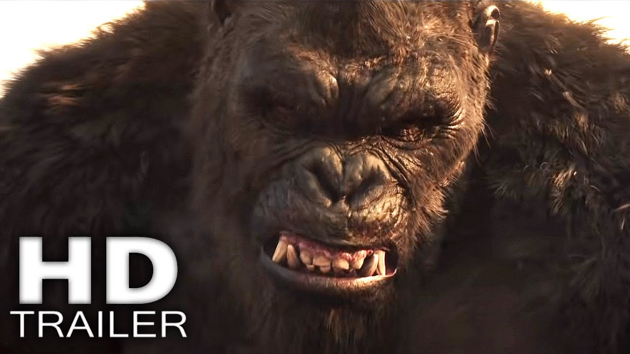 Download GODZILLA VS. KONG - Official Extended Trailer (2021)