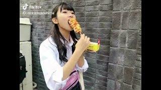 20180916 本島莉々果ちゃん(ふわふわ)twitter動画