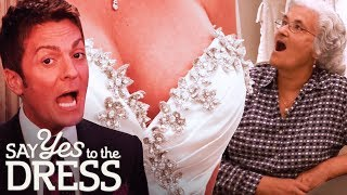 Biggest Bridal Mistakes When Wedding Dress Shopping  | Say Yes To The Dress: Randy Knows Best