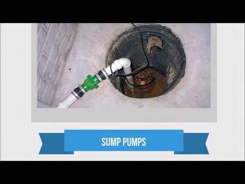 Sump Pump Installation and Repair in Rowlett