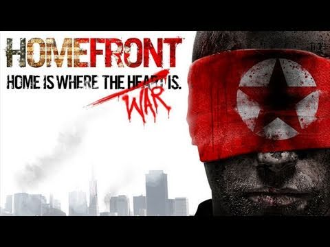 Homefront - Occupation Trailer (HD 720p)