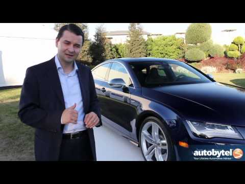 2013 Audi S6 S7 S8 Walkaround with Filip Brabec Director Product Management Luxury Car Video Review