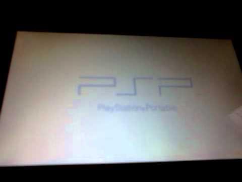 PSP Update Error