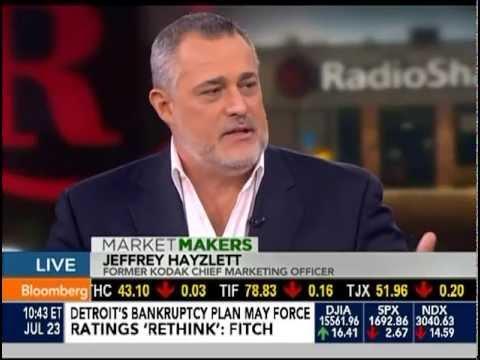 Bloomberg Market Makers - Reinventing RadioShack