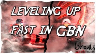 Ghouls Bloody Nights Roblox:Leveling Guide!!!