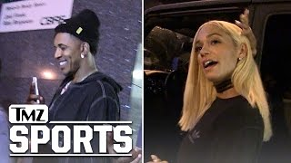 Nick Young- Paloma and I Roll Together and Separately | TMZ Sports