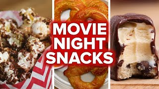 Gambar cover Movie Night Snacks