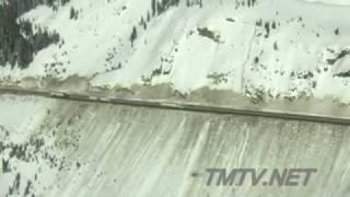 Kootenay Pass - Salmo Creston Highway TMTV