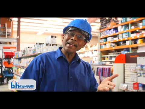BUILDERS HARDWARE EVERYTHING AD